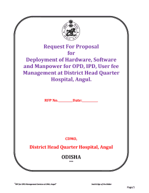 Submit Printable opd management software Forms and Document