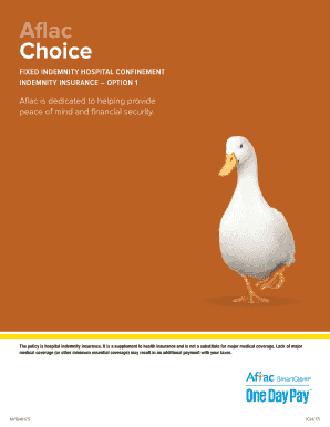 aflac hospital indemnity reviews to Download in Word & PDF ...