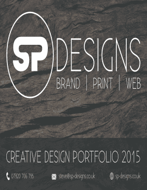 graphic design pdf portfolio inspiration - Fill Out Online Forms