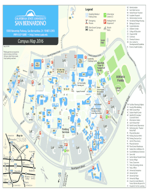 Fillable Online Uncw Campus Map Rabotnikof Net Fax Email Print