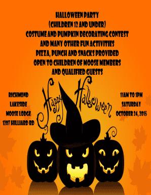fillable online moyea free halloween powerpoint template halloween