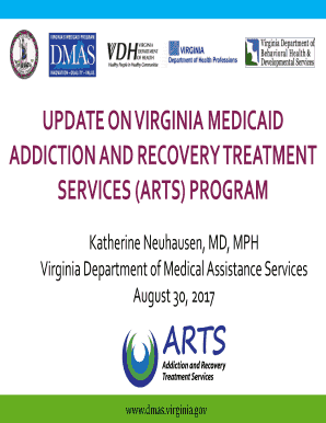 Fillable online update on virginia medicaid addiction and recovery rate this form fandeluxe Image collections