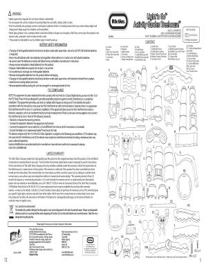 Fillable Online 640964 Little Tikes Light N Go Activity Garden Treehouse Running Change Fax Email Print Pdffiller