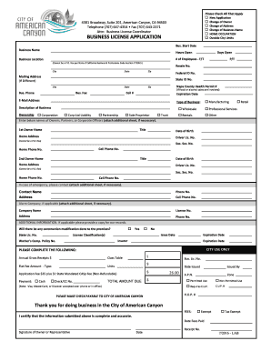 Fillable Online Bl Application 7 15 Fax Email Print Pdffiller