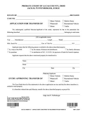 probate court records lucas county ohio