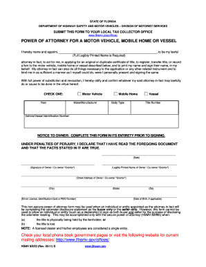 power of attorney form 82053  Ga Dmv Form 7 - Fill Online, Printable, Fillable, Blank ...