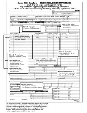 44539795 Medical Form Ub on eob medical form, ada medical form, hcfa medical form,