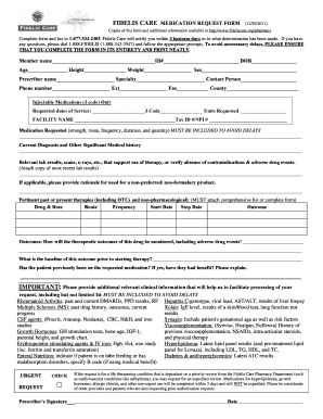 Fidelis Prior Auth Form Learn The Truth About Fidelis Prior