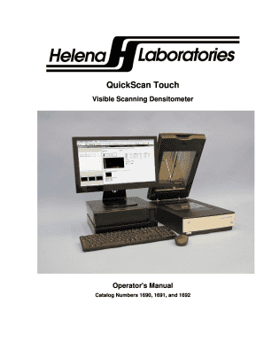 Educational Product Brochures - Helena Labs Product Brochure