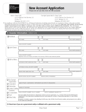 Chase bank statement generator - Fillable & Printable Tax