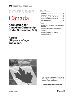 canadian citizenship instruction guide adults