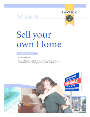 Sell Your Own Home Kit sample chapter - Lawpack Publishing Ltd. - lawpack co