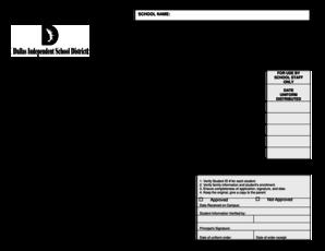 Isa softball umpire registration fill online printable fillable student information please print dallasisd malvernweather Choice Image