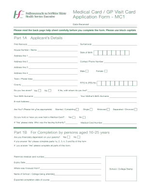 Form Mc1 - Fill Online, Printable, Fillable, Blank | PDFfiller