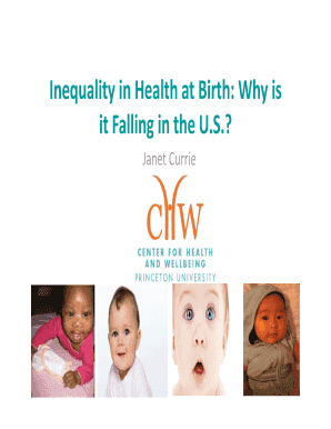 Inequality in Health at Birth: Why is it Falling in the U.S.?
