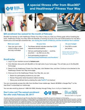 healthways gym membership coupon code