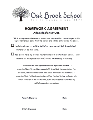 homework in school yes or no