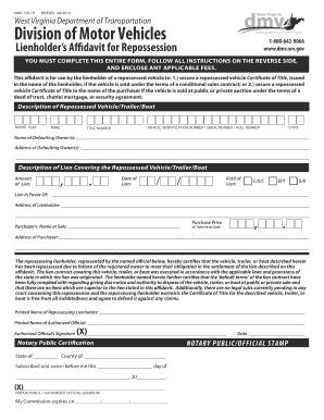 2014 2018 form wv dmv 129 tr fill online printable fillable blank pdffiller. Black Bedroom Furniture Sets. Home Design Ideas