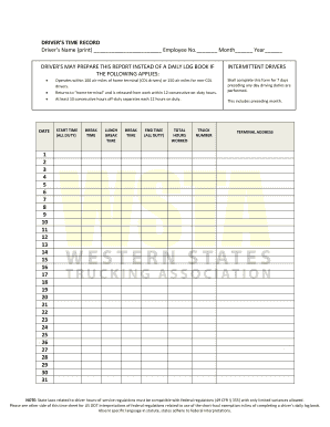 graphic about Wisconsin Dmv Mv3001 Printable called Printable how towards fill out a logbook for cdl motorists - Edit