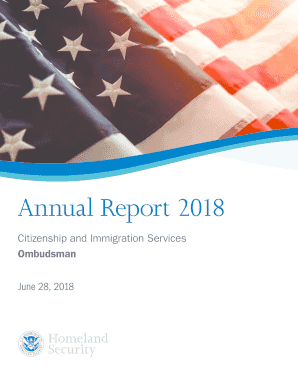 Fillable Online Chief FOIA Officer Report for 2018