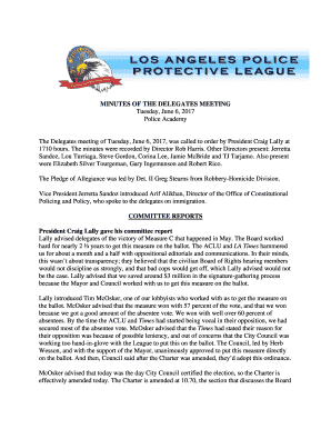 Fillable Online Los Angeles Police Department JSID File #14