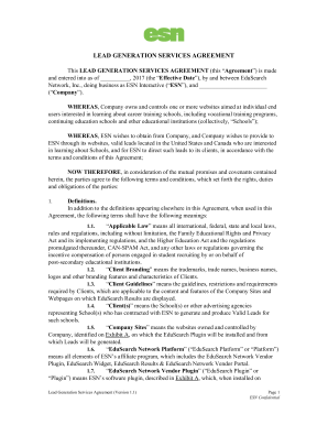 Fillable Sales And Marketing Agreement Template Edit