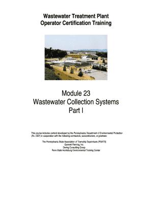 Fillable Online Water/BSDW/OperatorCertification