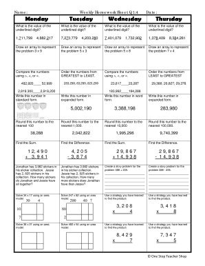expanded form 5 002 190  Fillable Online Draw an array to represent Fax Email Print ...