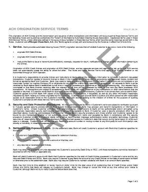 Editable ach authorization form chase - Fill, Print