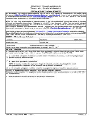 afge tsa cba 2016 pdf - Fill Out Online, Download Printable