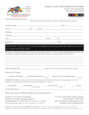 pto donation request form - Fill, Print & Download Online Resume