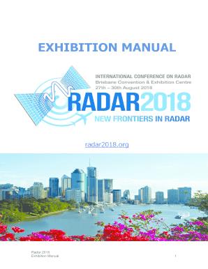 international conference manual