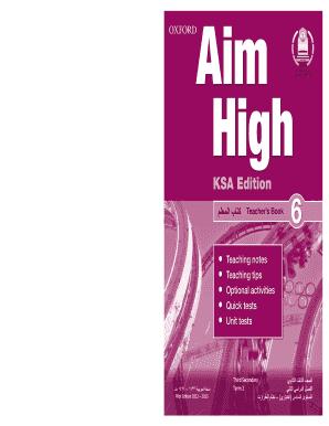 Aim High Level 6 Oxford University Press