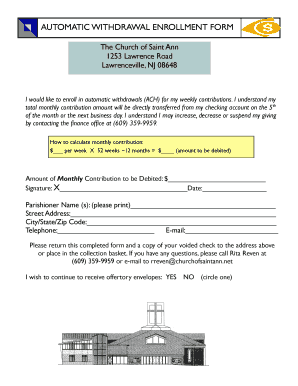 graphic regarding Printable Church Nursery Forms identified as no cost church e mail templates - Edit, Fill, Print Obtain