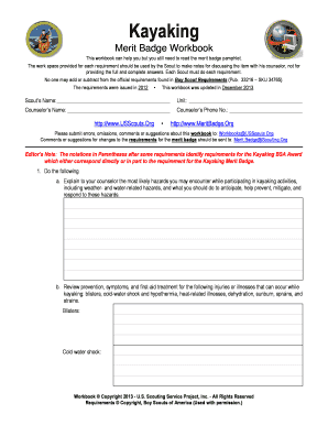 Geocaching Merit Badge 5th 12th Grade Worksheet Lesson Pla