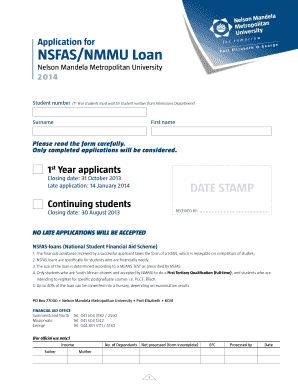 Pictures Of Nmmu Application Form - Fill Online, Printable ...