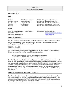 fillable free pta newsletter templates edit online print
