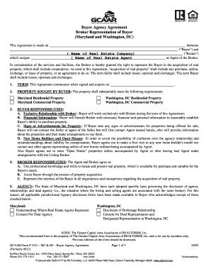 Buyer broker agreement – charlottesville solutions.