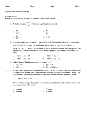 high school geometry final exam with answers pdf