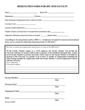 Hsc resigned form fill online printable fillable blank pdffiller hsc resigned form altavistaventures Images