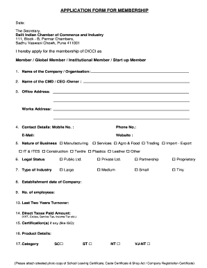 picture regarding Printable Registration Form Template identified as 26 Printable Registration Type Templates - Fillable Samples