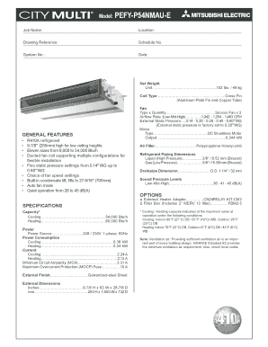 Editable air conditioning maintenance sheet template - Fill, Print