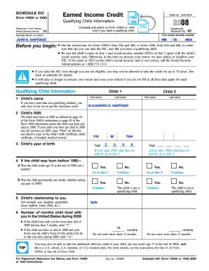 Printable schedule eic - Fill Out & Download Online Blanks in Word ...