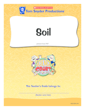 science court soil pdf form