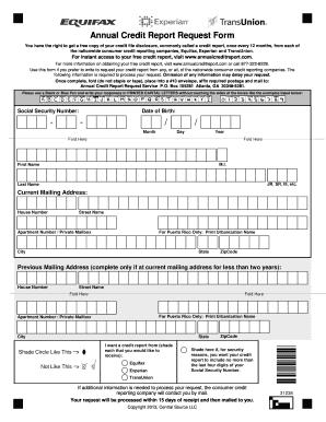 Annualcreditreport com cra requestformfinal