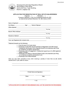 450920172 Salesperson Renewal Application Form on
