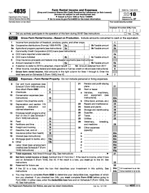 irs farm rental form 2017