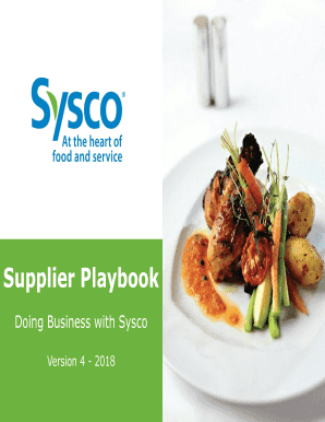 Complete Printable sysco payment hub Samples Online in PDF