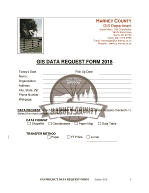 Fillable Online Harney County Planning Department Fax Email
