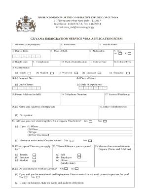 Guyana Immigration